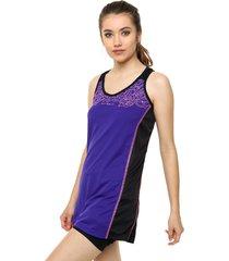 vestido violeta danseur barbara