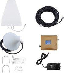 900mhz/2100mhz gsm/3g teléfono móvil de banda dual amplificador de señ
