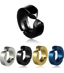 orecchini di cartilagine alla moda semplice stile punk no orecchini per le orecchie orecchio piercing per le donne uomini