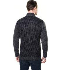 sweter grati troyer szary