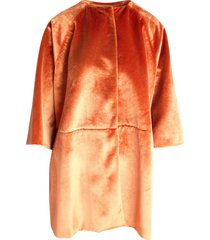 'mina' coat