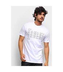 camiseta oakley bark cooled grx masculina