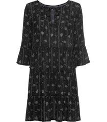 abito con lurex (nero) - bodyflirt