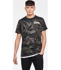 gsraw camo t-shirt