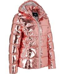 giacca trapuntata metallizzata (oro) - bpc bonprix collection