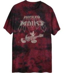 men's metal mickey short-sleeve graphic t-shirt