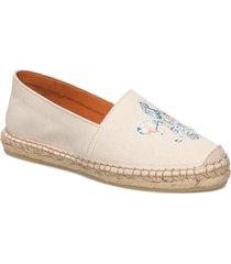lily canvas espadrille sandaletter expadrilles låga creme morris lady
