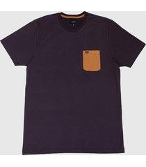 camiseta stone comfort rvca