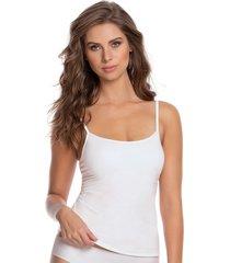 brasier camiseta blanco leonisa 015801