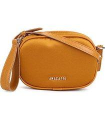 bolsa anacapri mini bag cetim feminina