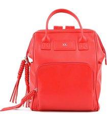 mochila roja xl extra large dora