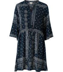 klänning jdysum 3/4 dress denim wvn