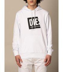diesel sweatshirt diesel hoodie with logo
