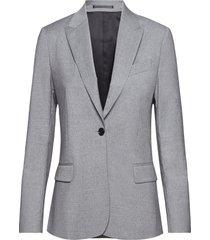 sasha cool wool blazer blazer colbert grijs filippa k