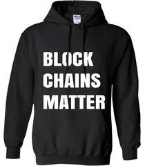 block chains matter  - funny blockchain crypto tee-bn t-shirt hoodie