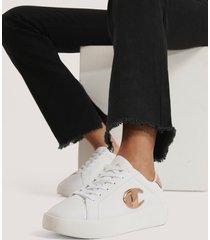 champion klassiska sneakers - white