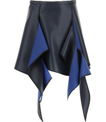 y/project flame mini skirt
