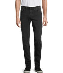 zadig & voltaire men's david anthra jeans - anthracite - size 30