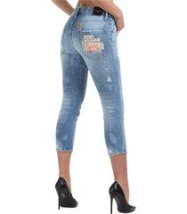 jeans gamba dritta donna hockney