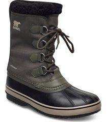 1964 pac™ nylon shoes boots winter boots grön sorel