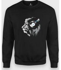 bluza lion headphones