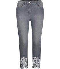 7/8-jeans miamoda grey