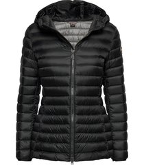 ladies down jacket fodrad jacka svart colmar