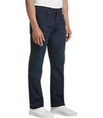 joe's jeans brixton dark wash slim fit jeans