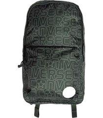 mochila verde converse edc poly backpack