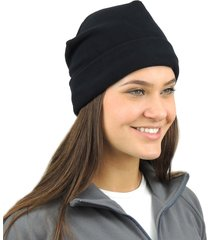 gorro térmico fiero thermo fleece preto