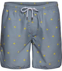 swim shorts ducks badshorts blå dedicated