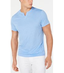alfani men's end on end dot t-shirt, created for macy's