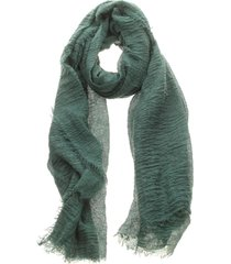 pañuelo liso verde humana