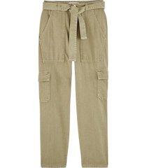 spodnie typu bojówki