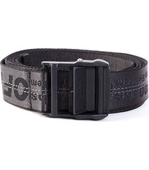classic ow industrial belt black