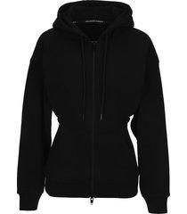 t by alexander wang sculptured hoodie