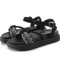 sandalias de playa coreanas para mujer sandalias de un botón para mujer
