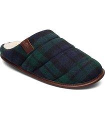 emery slippers tofflor grön polo ralph lauren