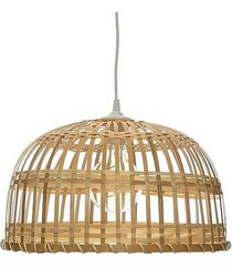 lampa wisząca bambou naturel 40 cm