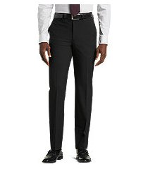 1905 collection slim fit flat front stretch dress pant by jos. a. bank
