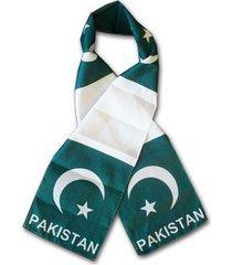 pakistan flag scarf