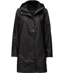 stala jacket 7357 regnkläder svart samsøe samsøe