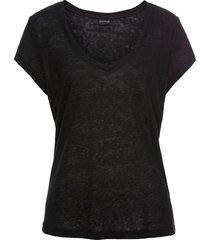 maglia in lino (nero) - bodyflirt