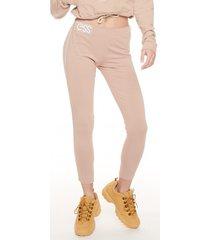 legginsy warm beige