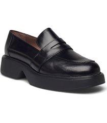 b-8207 loafers låga skor svart wonders