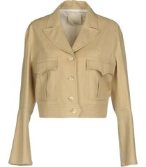 gold case blazers