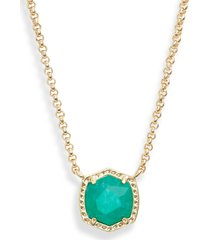 women's kendra scott davie pendant necklace