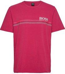 urban t-shirt rn t-shirts short-sleeved röd boss