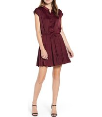 women's rebecca minkoff ollie fit & flare dress