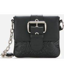 vivienne westwood women's alexa small handbag - black